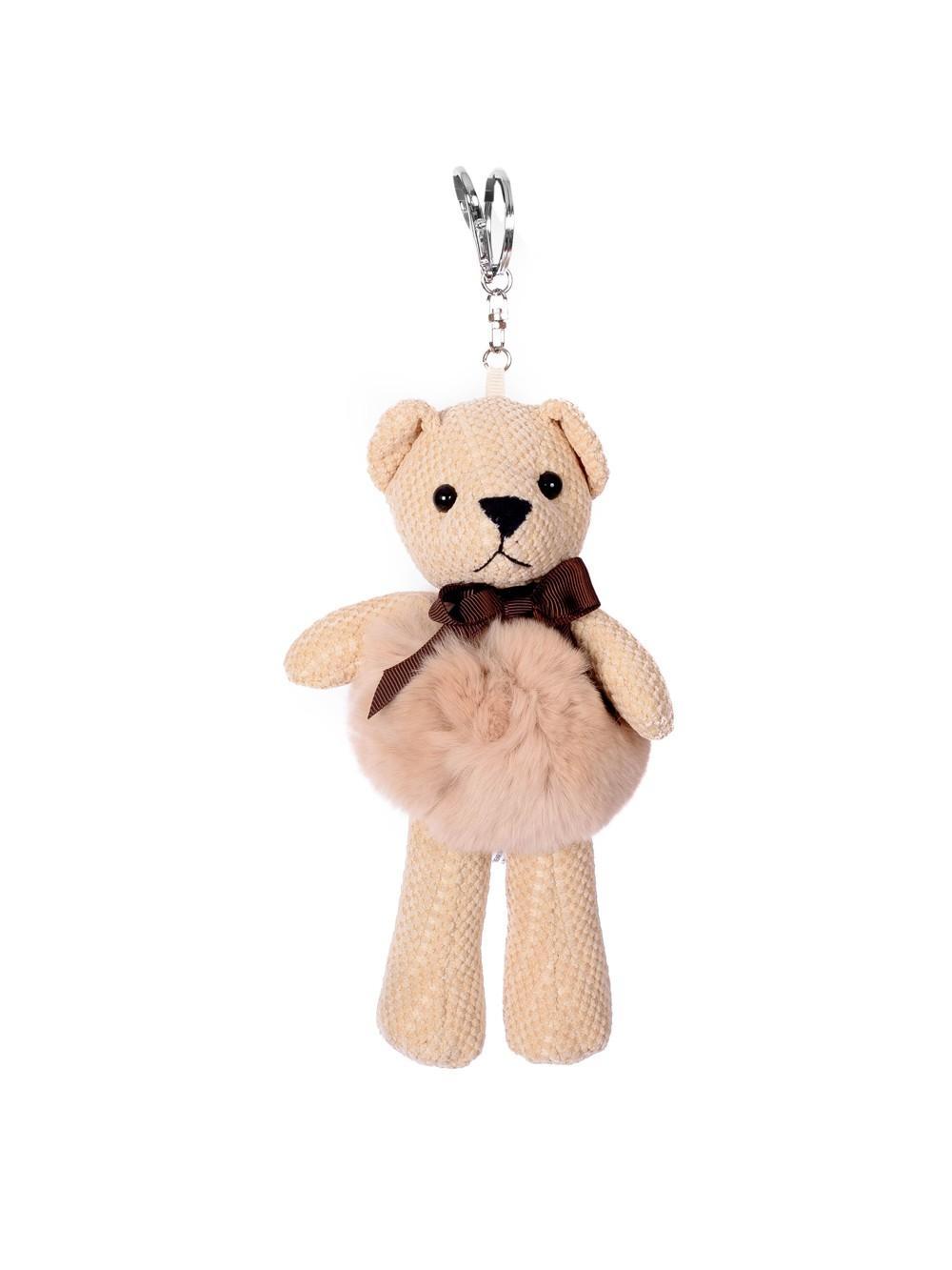 ACCESORIU GEANTA TEDDY BEAR BLANA CREM